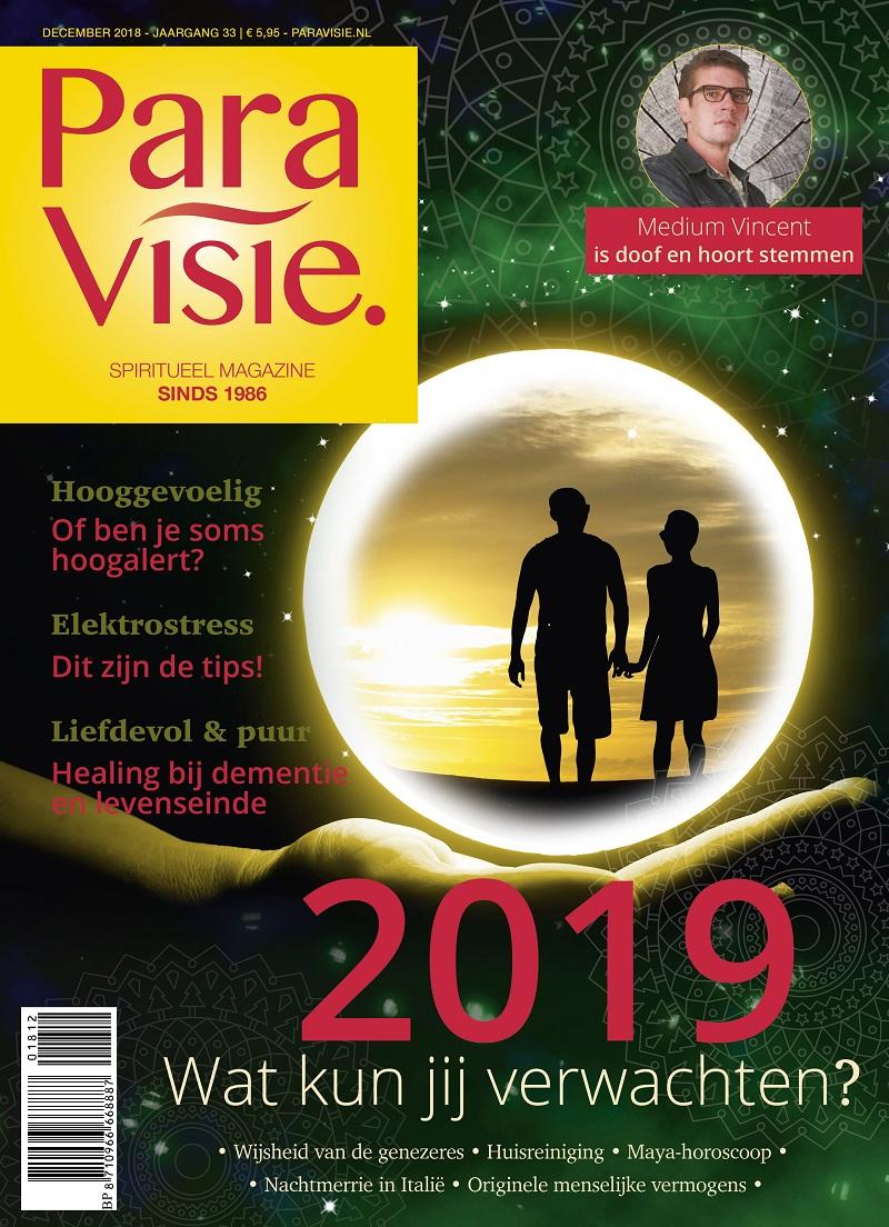 Afbeeldingsresultaat voor paravisie nederland magazine cover